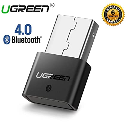 UGREEN amiciKart USB Bluetooth Adapter Ver 4 0 Wireless Dongle for Laptop  with Windows XP/7/8/10