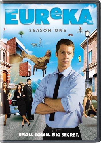 eureka dvd tv series - 2