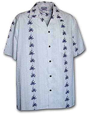 Tropical Shirts Coconut Tree Panels