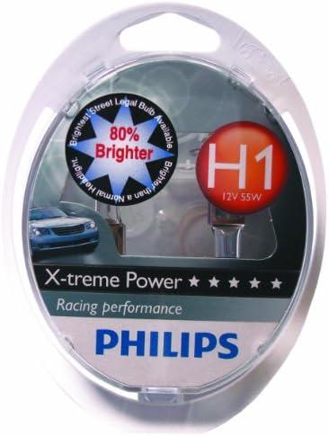 Philips 12258xps2 Philips X Treme Power H1 Scheinwerferlampe 2er Pack Auslaufartikel Auto