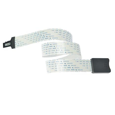 OUSHE - Cable de extensión Flexible de 10 cm TF/Micro SD a Micro ...