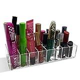 Best Cosmetics Organizers For Lipsticks - Lipstick Holder Organizer Acrylic For Liquid Lip Gloss Review
