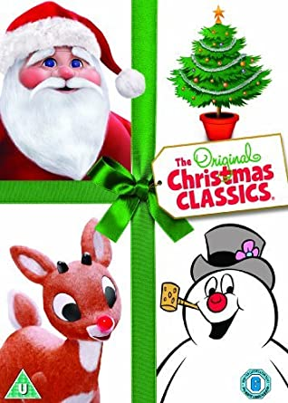 the original christmas classics dvd - Original Christmas Classics