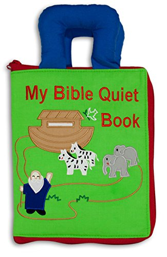 [해외]My Bible Quiet Book / My Bible Quiet Book
