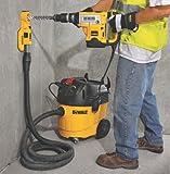 DEWALT DWH050K Large Hammer Drilling Dust