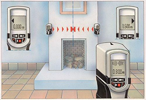 Etäisyysmittari laserliner laserrange master t pro youtube