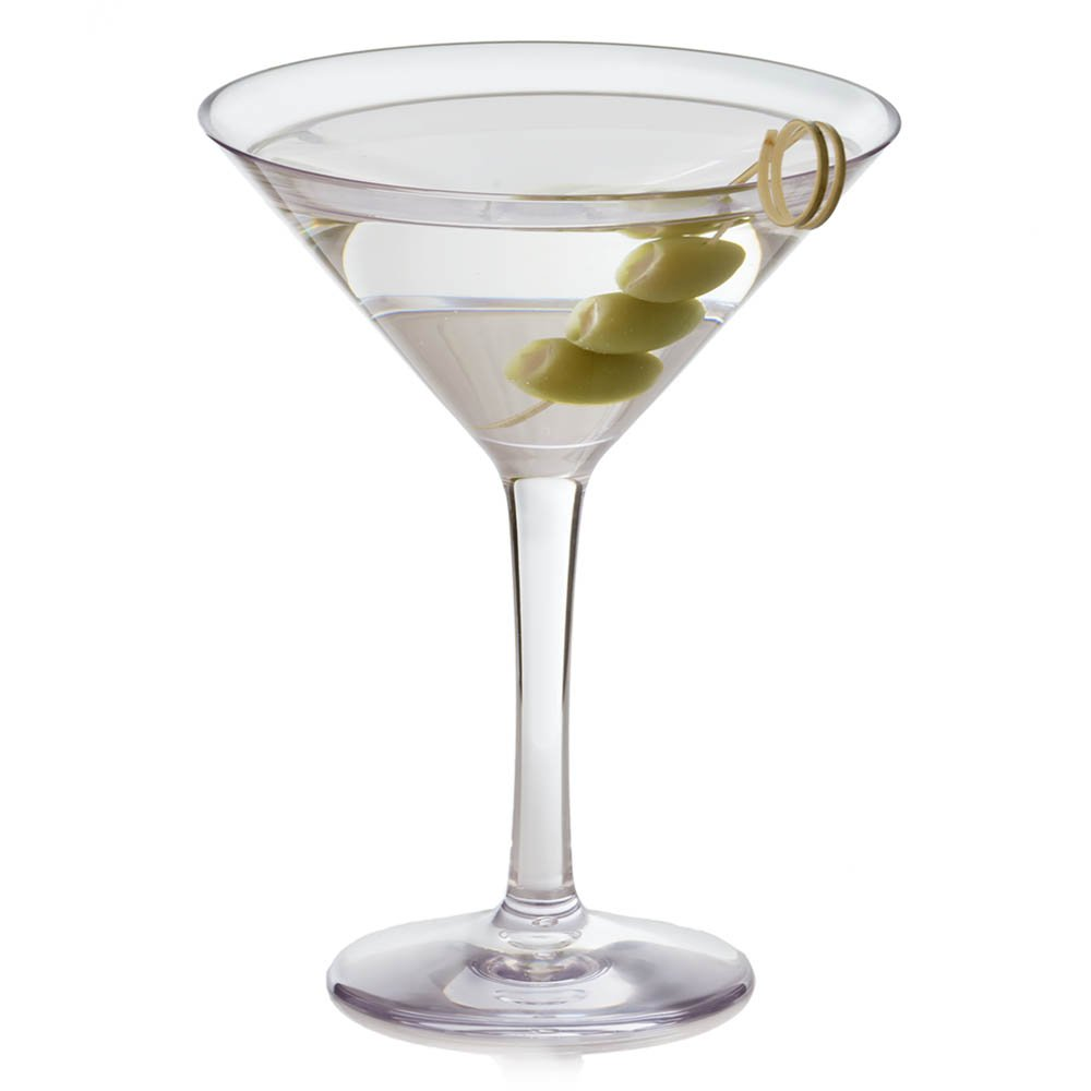 Olive Martini - Great for Home Staging - Gift for Martini Lovers - Fake Drink by Fake Foodie (Image #1)