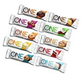 quest bars cookies and creme - Oh Yeah! One Protein Bars Variety Pack, 12 Bars, Various Flavors - Best Tasting Protein Bars, Superior to Quest Bars, Contains Isomalto Oligosaccharides, High Fiber, High Protein, Great Healthy Snack
