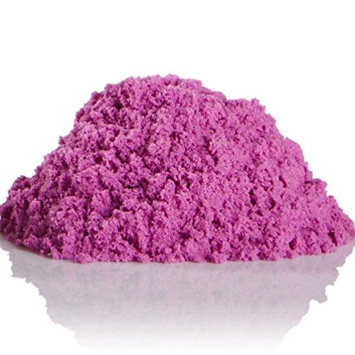 Sand By Brookstone   Purple   Net Wt  2 2 Lbs 1 Kg