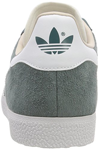 Raw Green White Women's adidas Green W Shoes Raw Ftwr Linen Green Gymnastics Linen Gazelle White Ftwr 7wadzxqwP