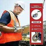 BULLETSHAKER 3200LBS Polyester Strap 2 Gear Hand