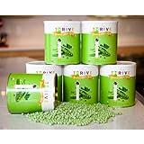 276 Total Servings of Organic Premium Freeze Dried Green Peas Food Storage