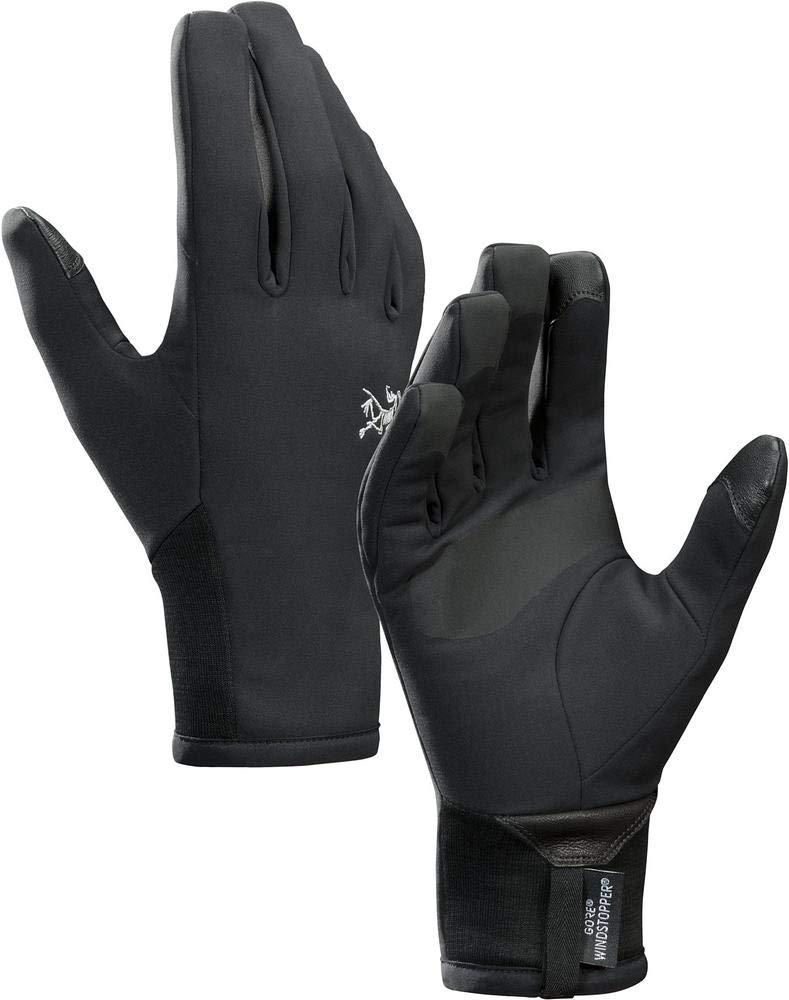 Arc'Teryx Men's Venta Gloves, Black, Small