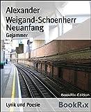 Neuanfang: Gejammer (German Edition)
