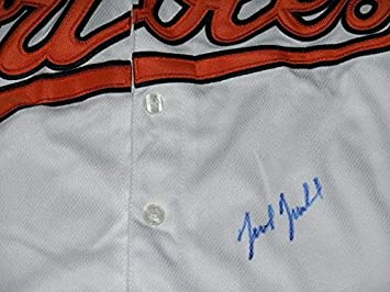3d176adc5 Nick Markakis Autographed Jersey (orioles) W Proof! - Autographed MLB  Jerseys