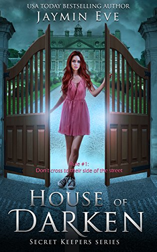 House of Darken (Secret Keepers Series Book 1) cover