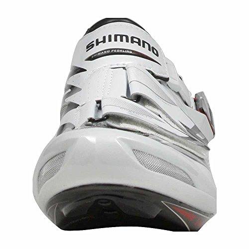 Shimano Sh-r315 Raceschoenen Wit / Zwart / Rood