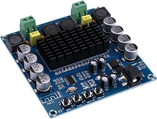 Digital Bluetooth Poder Amplificador Amperio Ampli Junta, Yeeco ...