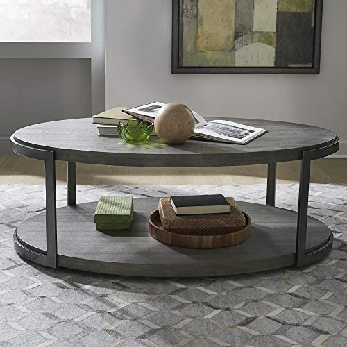 Liberty Furniture Industries Modern View Oval Cocktail Table Review