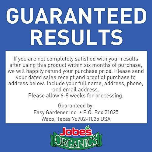 6 lb Jobes Organics Soil Acidifier