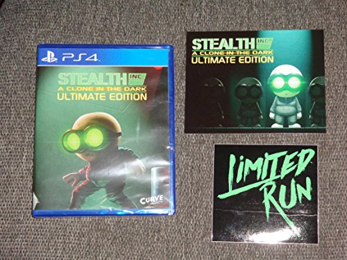 Stealth Inc - PS4