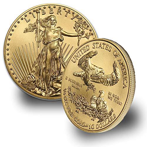 2019 1/4oz American Gold Eagle $10 Brilliant Uncirculated ()