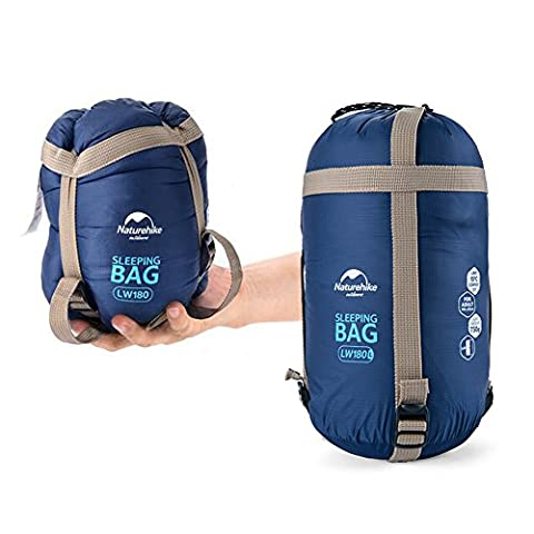 Aishine Sleeping Bag – Envelope Lightweight Portable, Waterproof, Comfort With Compression Sack - Great For 4 Season Traveling, Camping, Hiking, & Outdoor (Scrubs Season Four)