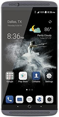 ZTE Axon 7  unlocked smartphone,64GB Grey (US Warranty)