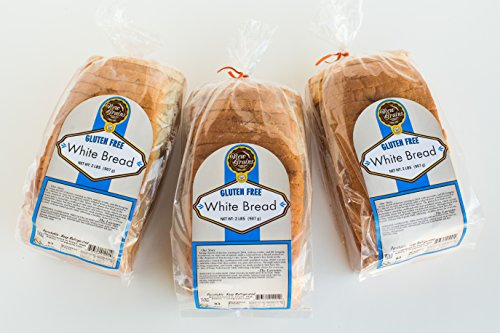 New Grains Gluten Free White Bread (3) and Cookie Pack
