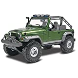 Revell Jeep Wrangler Rubicon Plastic Model Kit