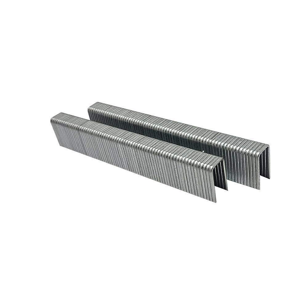 5,000//box L9010 for 3//8 Long x 1//4 Narrow Crown x 18 Gauge Finish Staples