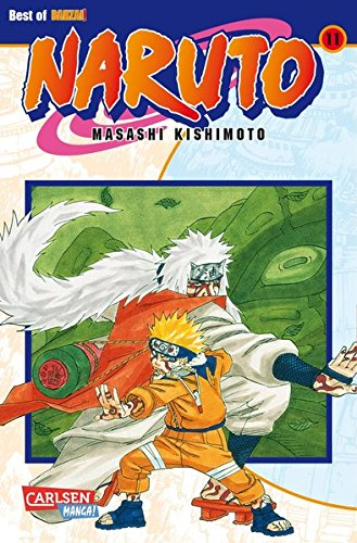 Naruto, Band 11 Taschenbuch – 15. Februar 2001 Masashi Kishimoto Carlsen 3551762619 Belletristik