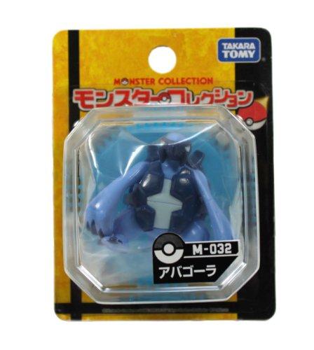 Pokemon-Monster-Collection-M-032-Abba-Gola-japan-import