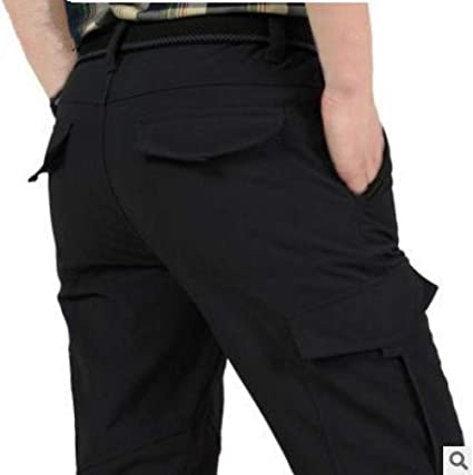SHYSBV Pantalones Impermeables Pantalones De Entrenamiento ...
