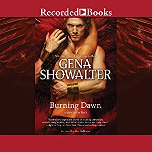 Burning Dawn Audiobook