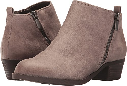 Carlos by Carlos Santana Women's Brianne Ankle Boot,Doe Synthetic,US 8.5 M