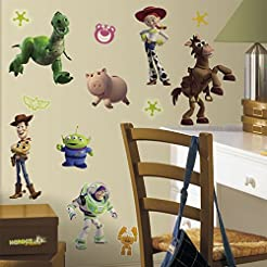 RoomMates Toy Story 3 Glow In The Dark P...