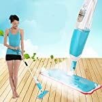 HBMALLINDIA Multi Functional Microfiber Floor Cleaning Healthy Spray Mop with Removable Washable Cleaning Pad and…