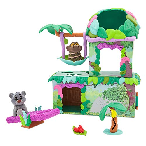 Disney The Jungle Book Deluxe Playset - Furrytale Friends . ()