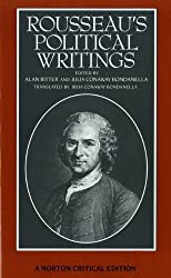 Rousseau's Political Writings (NCE) (Paper)