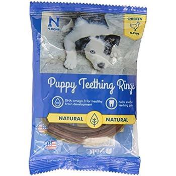 Amazon Com N Bone Puppy Teething Treats Pet Snack