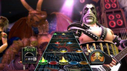 Guitar Hero III: Legends of Rock Wireless Bundle - Xbox 360 by Activision (Image #4)