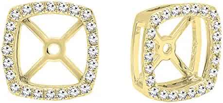 9922f6a65fda5 Shopping Yellow Gold - 10k Gold - DazzlingRock - 3 Stars & Up ...