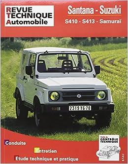 Escrito por Etai: E T A I Revue Technique Automobile 502 5 Suzuki ...