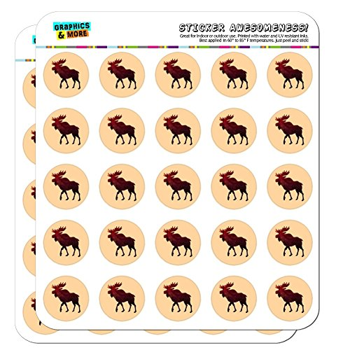 List of the Top 10 moose stickers for scrapbooking you can buy in 2018