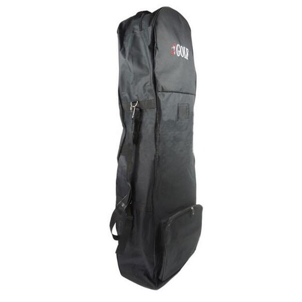 C-Pioneer Golf Travel Bag for Airlines with Wheels Golf Club Travel Cover To Carry Golf Bags