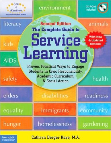 Read Online The Complete Guide to Service Learning (text only) Revised & Updated Edition edition by C. B. Kaye M.A. pdf epub
