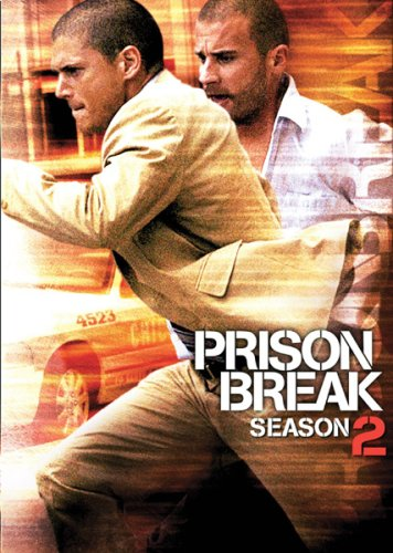 Amazon Com Prison Break Season 2 Dominic Purcell Wentworth Miller Amaury Nolasco Robert Knepper Sarah Wayne Callies Wade Williams William Fichtner Paul Adelstein Marshall Allman Rockmond Dunbar Jodi Lyn O Keefe Leon Russom Bobby