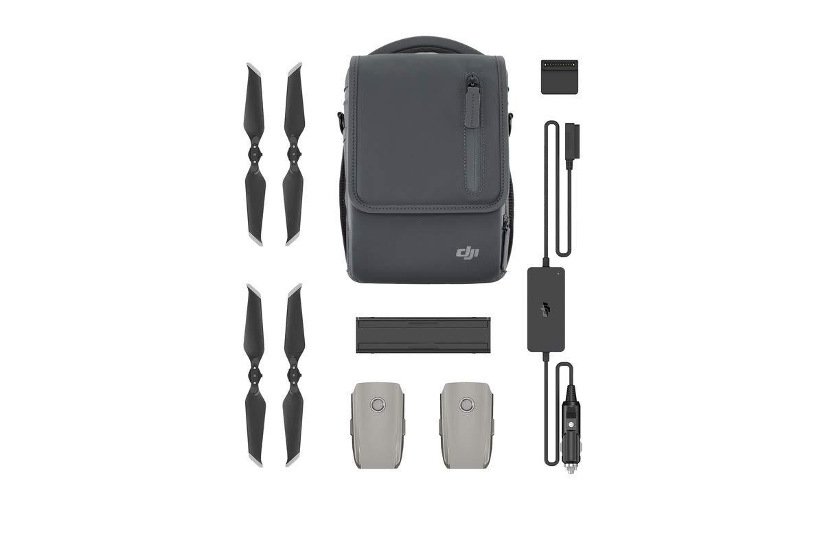 Fly Mehr Kit Zubehör Batterien Ladegerät Propellers Umhängetasche für für für DJI Mavic 2 Pro / Zoom Drone f4e1bb