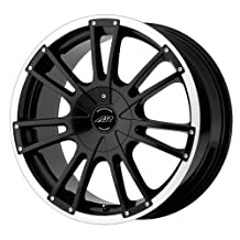 "American Racing Speedway AR881 Gloss Black Machined Wheel (18x8""/5x110mm)"